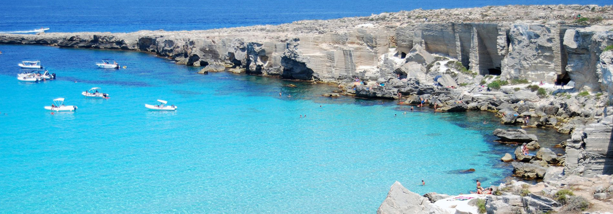 Boat trip to Favignana and Levanzo - Excursions Sciacca to Sicily