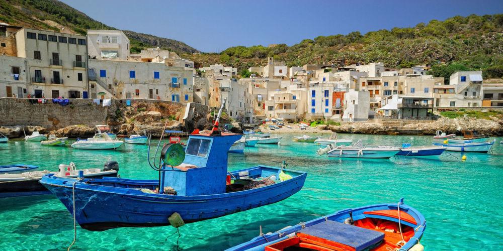 Excursion Favignana and Levanzo - Excursions Sciacca to Sicily