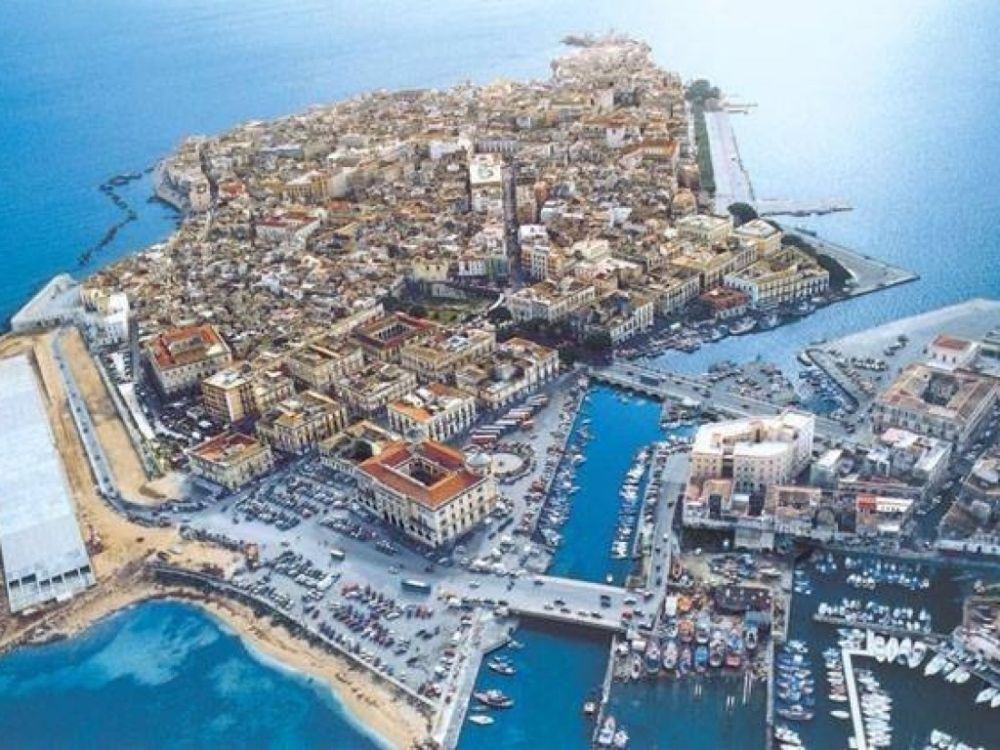 Escursione a siracusa e sull isola di ortigia escursioni for Hotels in siracusa ortigia